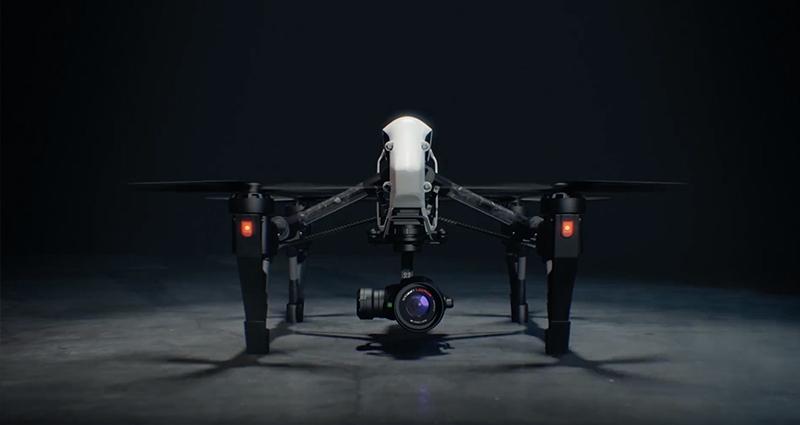 Drone par Studio lecman -